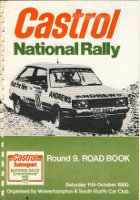 1980 Road Book Cover