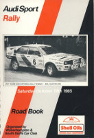 Road Book Cover