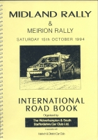 International road book