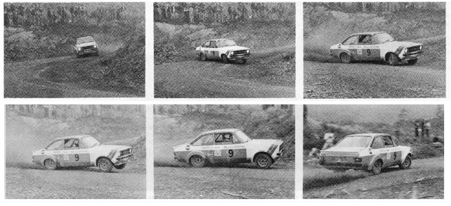 Car 9 sequence